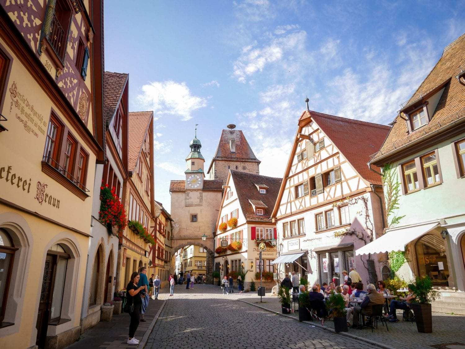 american doctor practices medicine abroad in Germany